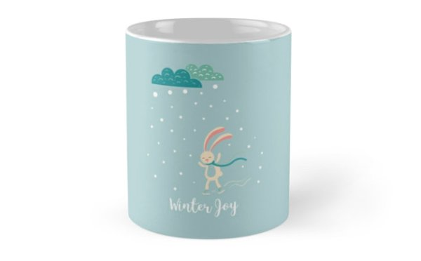 Winter Joy Mug