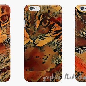 Cats, iPhone Cases – And A Few Words About Happiness