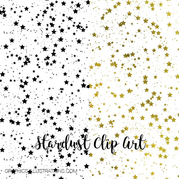 Stardust Clip Art
