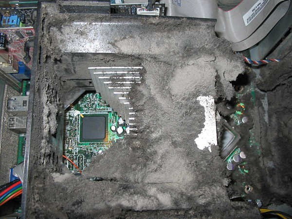 Really Dusty Computer