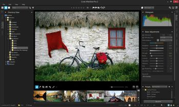 New Corel AfterShot Pro 2: Industry's Fastest RAW Photo Manager