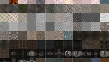 Install new tiles in your designs with seamless textures graphics