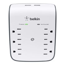 Belkin Power Strip and USB Ports Wall Plate