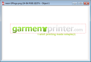 Separate Parts of a Bitmap in Corel PHOTO-PAINT