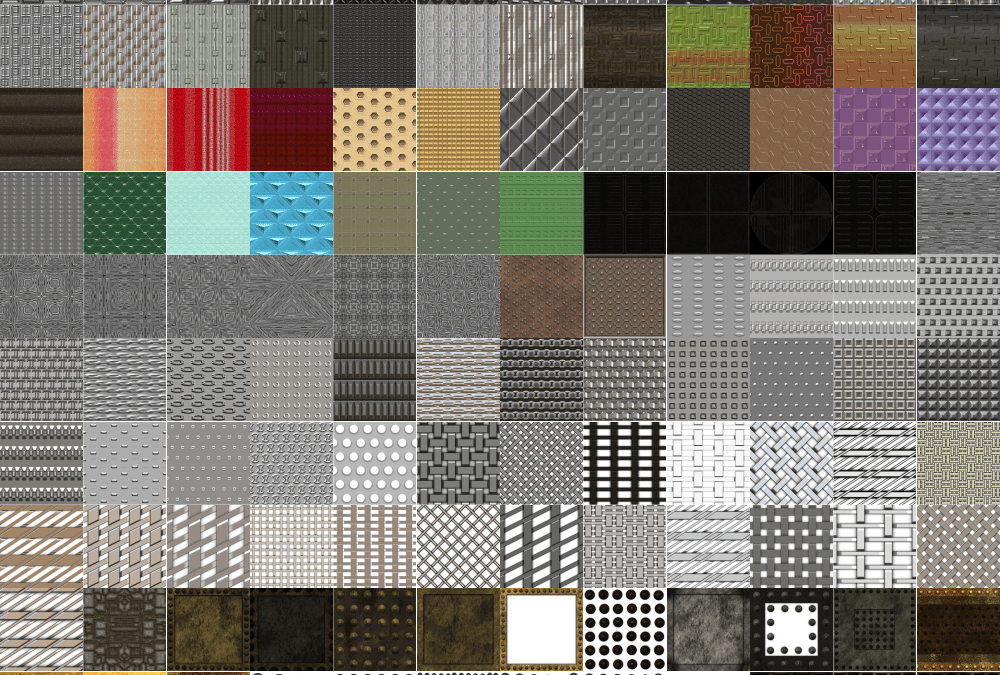 Your Designs Won't Slip With Diamond Plate Seamless Textures