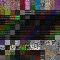 New Collection of Aliens to Invade Your Designs With Seamless Textures