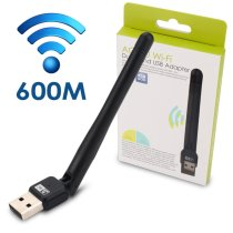 Motoraux 600Mbps Dual Band Wireless USB WiFi Adapter