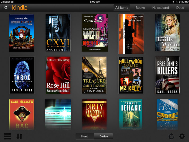 Five Free Kindle Books for Dad