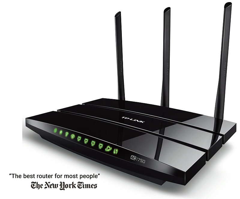Best Router For Most People - TP-LINK Archer C7 - Graphics Unleashed ...