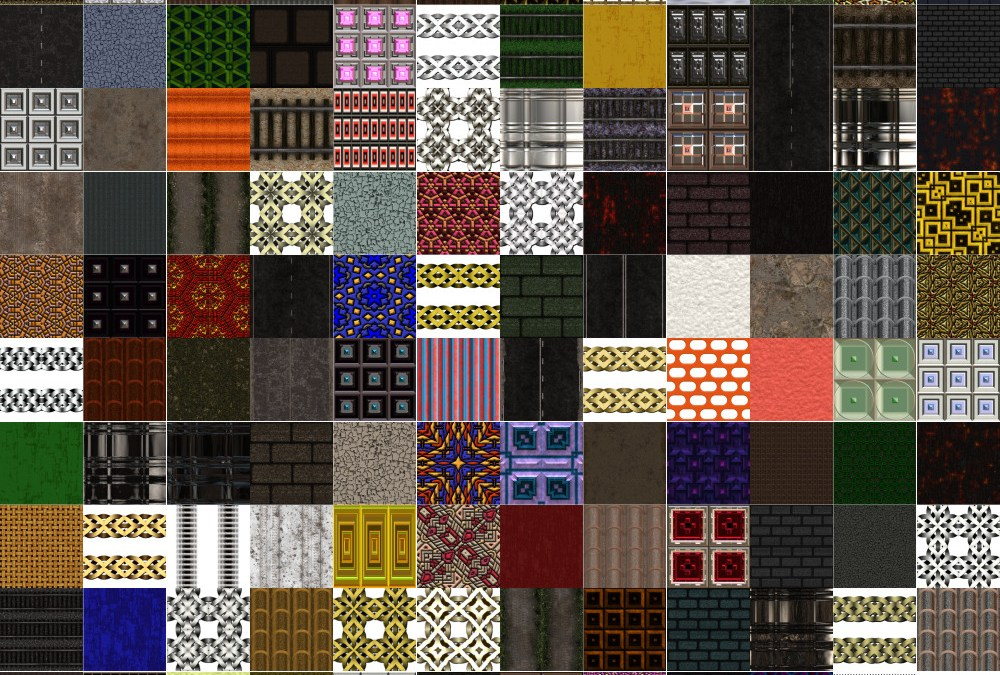 New Collection of Misc Seamless Textures for Your Designs
