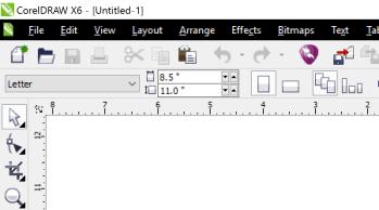 CorelDRAW Menus, Windows 10, 32 vs 64-Bit