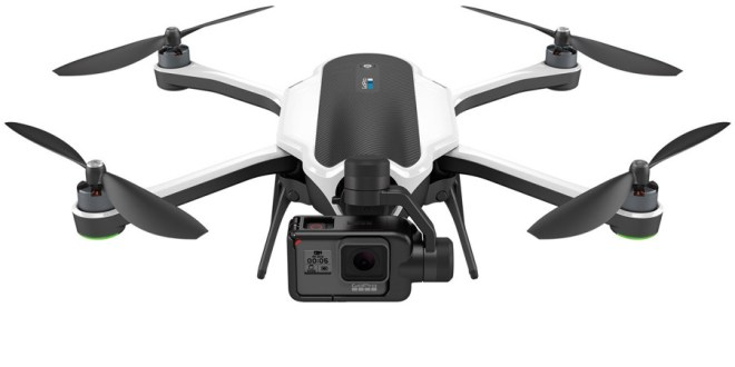 GoPro Karma Drone Flies Again