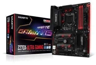 GIGABYTE Z270X Ultra Gaming LGA1151 Motherboard