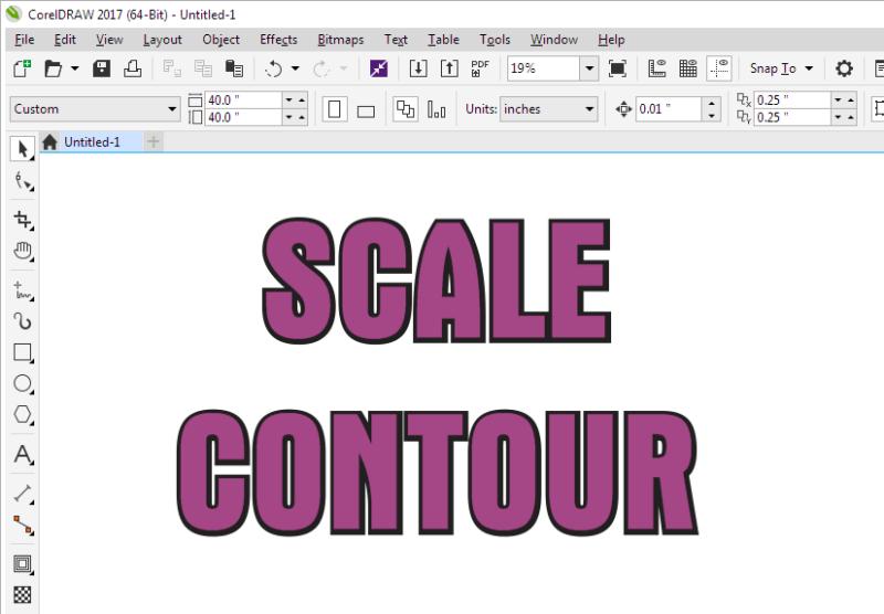 scalecontour