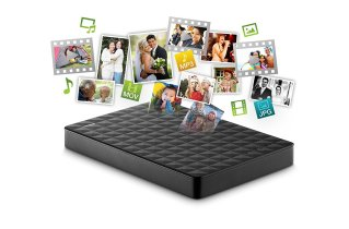Seagate External Drive Handy for Backup and Extra Storage