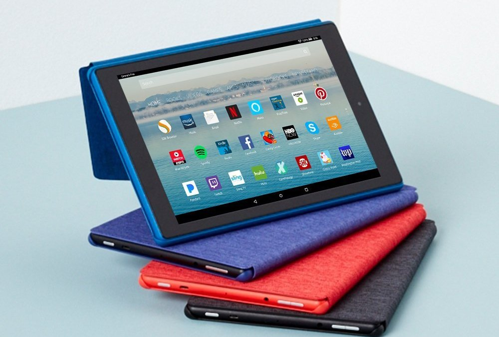 Amazon Releases Updated Fire HD 10 Tablets at Affordable Price