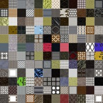 Hot Metal Collection of Seamless Textures