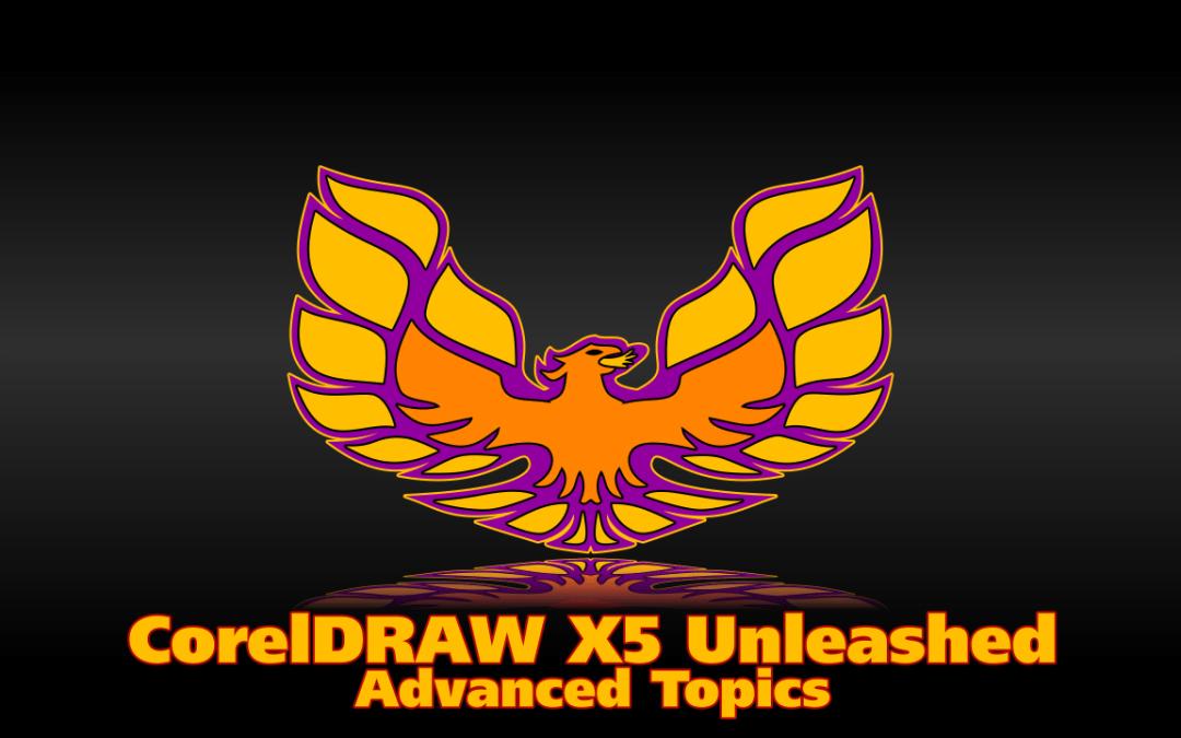 Two Free Videos Covering CorelDRAW Advanced Topics