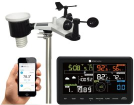 Install Your Own Personal Weather Station