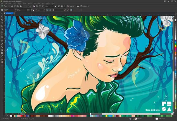 Introducing CorelDRAW Graphics Suite 2018