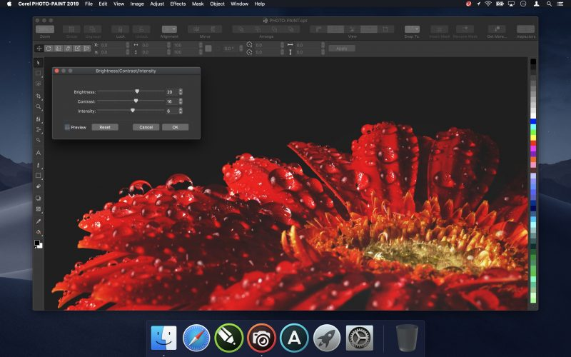 The suite offers an expansive toolbox of versatile, intuitive, and integrated applications, including CorelDRAW 2019 for vector graphic design, illustration, and page layout, and Corel PHOTO-PAINT 2019 for powerful image editing.
