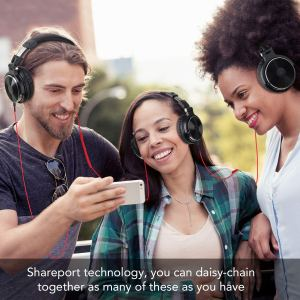 OneOdio Over-Ear Headphones Shared
