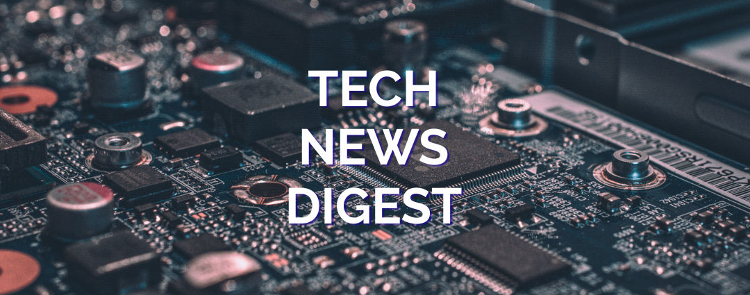Tech News Digest Graphics Unleashed