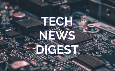Tech News Digest for January 15, 2021