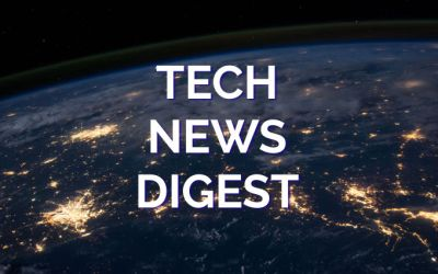 Tech News Digest for January 8, 2021