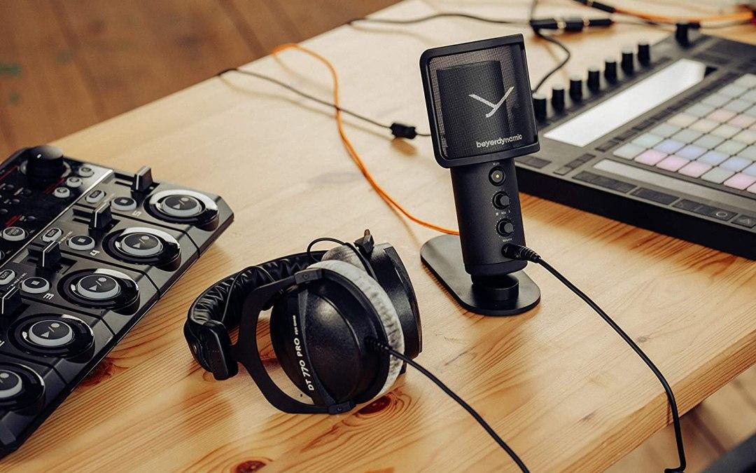 beyerdynamic FOX USB Condenser Microphone