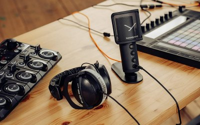 Capture Better Sounds With beyerdynamic FOX Microphone