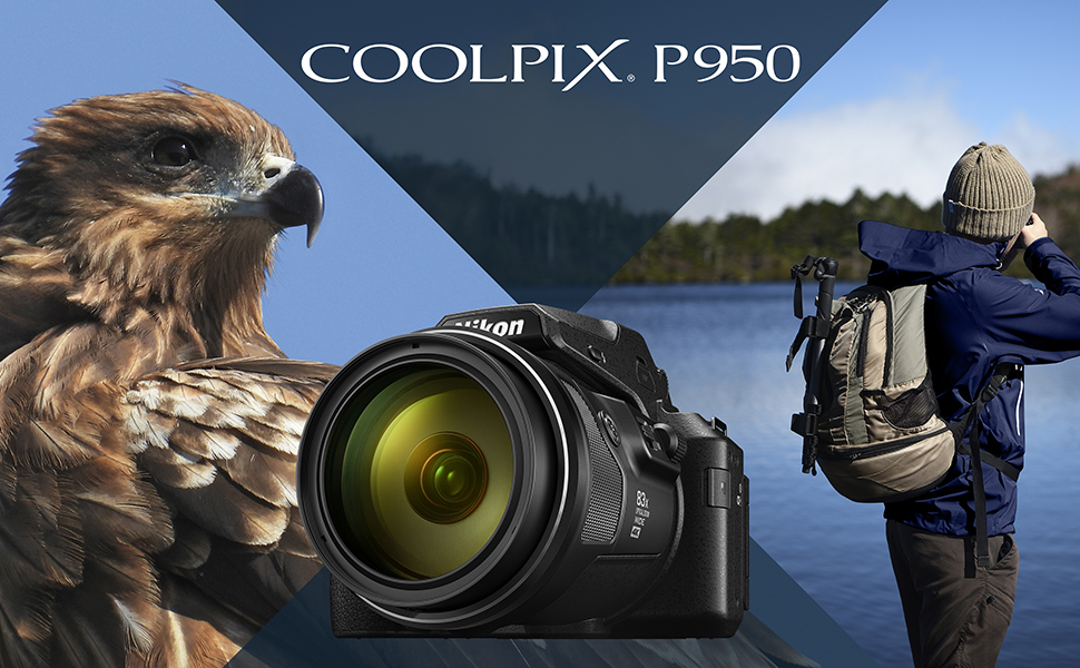 Nikon COOLPIX P950 Provides Great Photos and Extreme Zoom