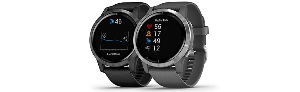 Garmin Vívoactive 4 GPS Smartwatch Fitness Tracker