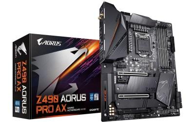 Gigabyte Z490 AORUS Pro AX Motherboard