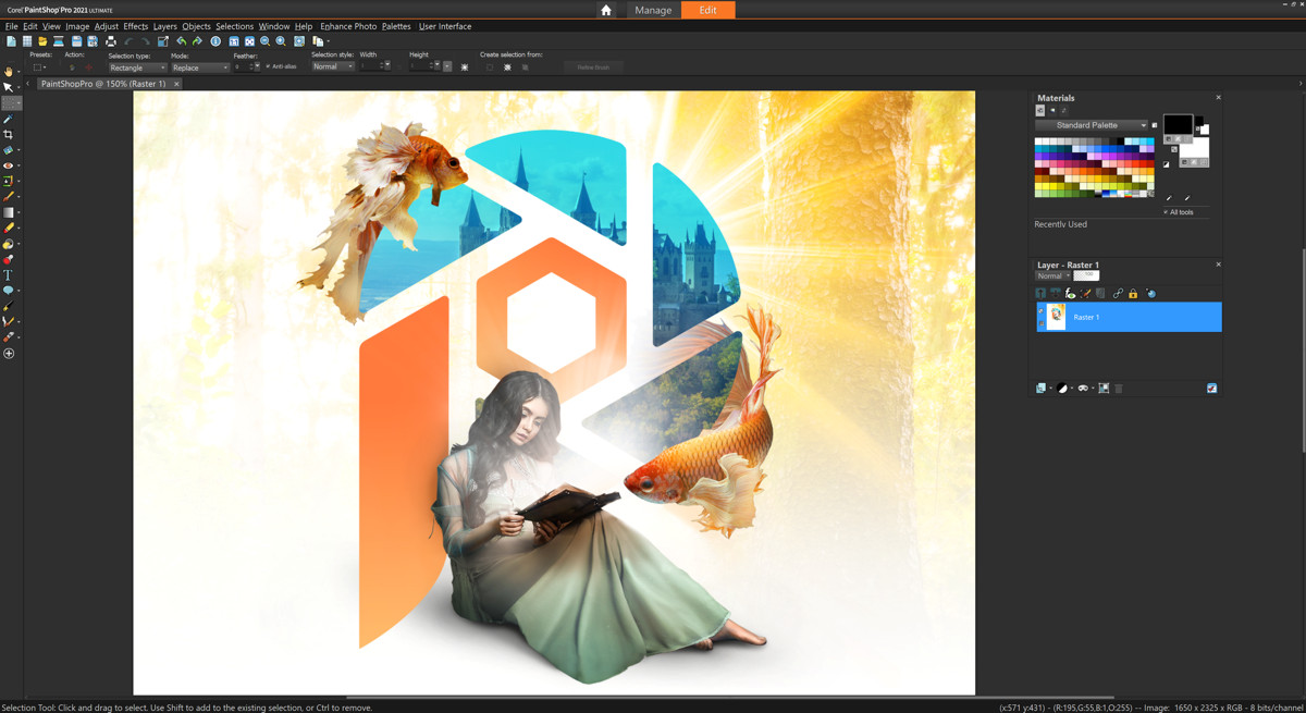 Introducing PaintShop Pro 2021