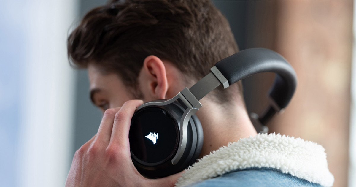 Corsair Virtuoso RGB Wireless Gaming Headset