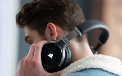 Corsair Virtuoso RGB Wireless Headset Delivers Great Audio and Microphone