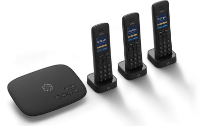 Ooma VOIP Phone System Works Worldwide