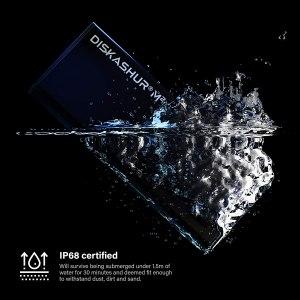 iStorage diskAshur M2 IP68 Certified