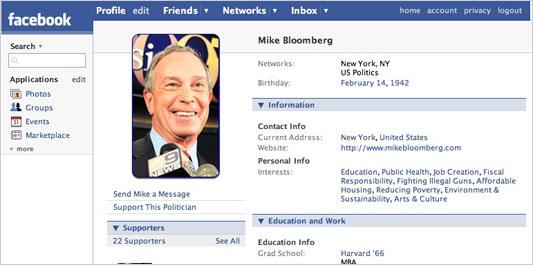 Facebook Joins Bloomberg To Ban Pro-Gun Speech, Seek To ...