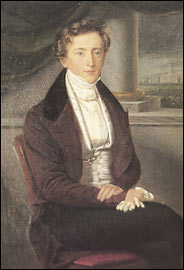 August Bournonville around 1830. Source: NYTimes. Copyright belongs to its respective owners.