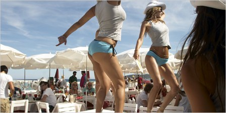 St Tropez beach photo