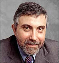 Paul Krugman (Fred R. Conrad/The New York Times)