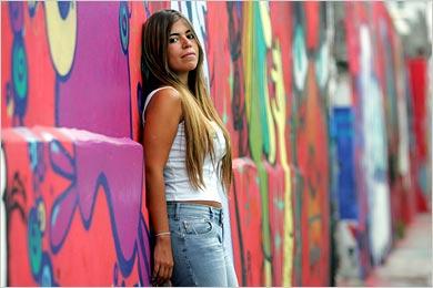 Raquel Pacheco, aka Bruna Surfistinha