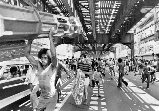 Brooklyn 'Civic Responsibility' 1977 (Tyrone Dukes: New York Times)