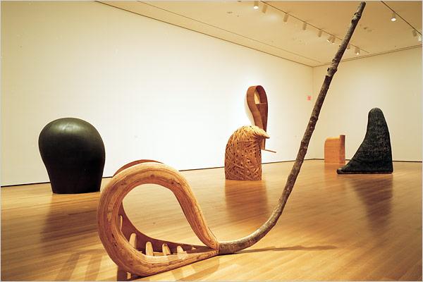 Martin Puryear, Museum of Modern Art Retrospective