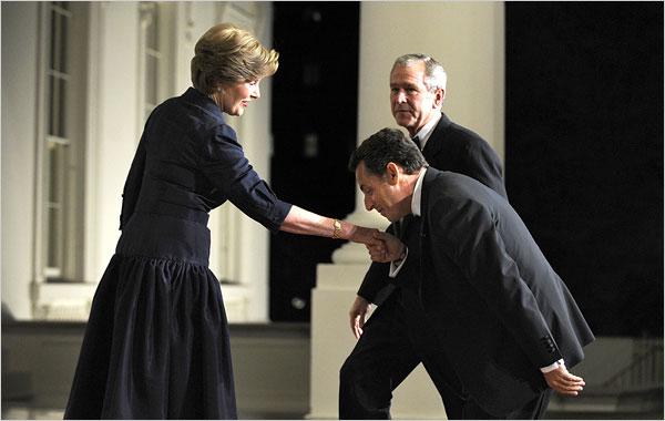 Sarkozy Kiss