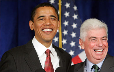 Dodd Endorses Obama for President