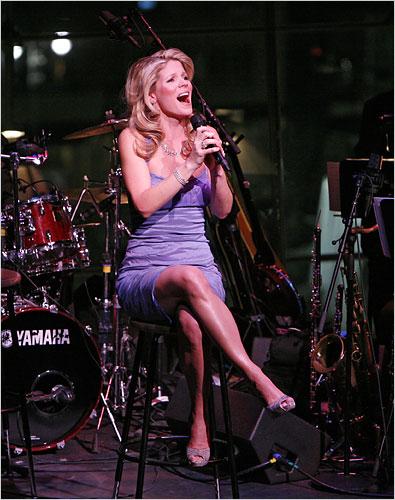 Kelli O'Hara at Lincoln Center
