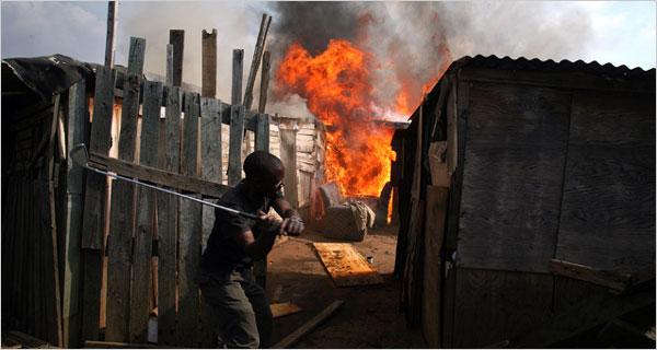 Ρατσισμός Νοτια Αφρική